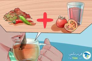 2 کاهش فشار خون با مصرف فلفل کاین