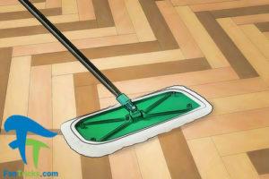 3 اصول تمیز کردن کفپوش لینولئوم