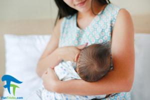 3 درمان خانگی مشکلات گوارشی نوزاد