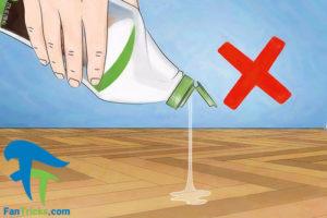4 اصول تمیز کردن کفپوش لینولئوم