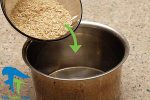 4 روش پخت سریع برنج با زودپز