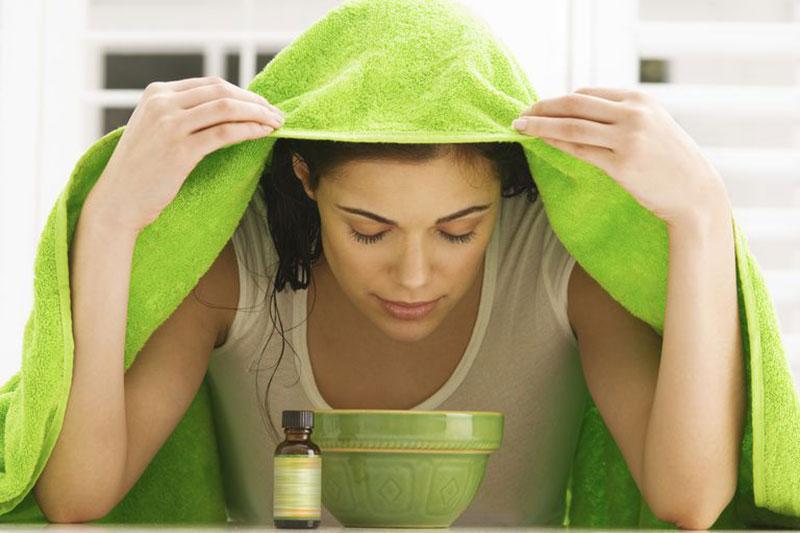 4 درمان سرماخوردگی با اسانس روغنی