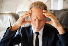 4 نحوه جلوگیری از سردرد بعد از سفر هوایی