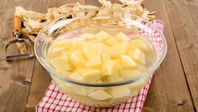 Photo of چگونه سیب زمینی پوست کنده و خرد شده را برای طولانی مدت نگهداری کنیم؟