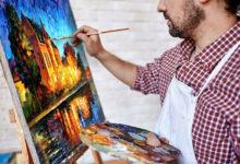 Photo of چگونه نقاشی رنگ روغن روی بوم را سریع تر خشک کنیم؟