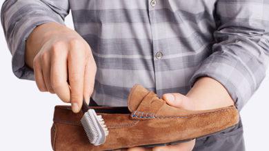 Photo of چگونه آدامس چسبیده به کفش چرم جیر را کنده و از بین ببریم؟