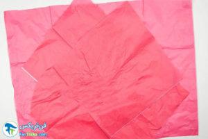 6 تزئین کادو در بگ و ساک دستی کاغذی