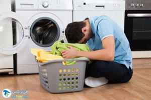 1 دلیل خراب شدن لباس در لباسشویی