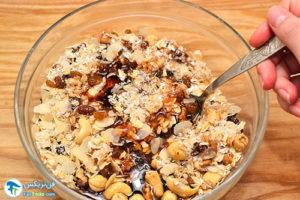 1 روش تهیه غلات صبحانه یا سیریل