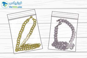 2 جلوگیری از زنگ زدن گردنبند و زنجیر فلزی
