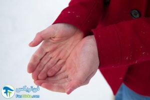2 علائم سرمازدگی در کودک