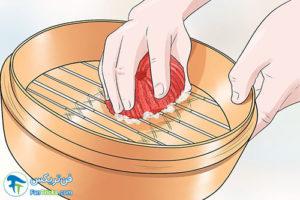 2 اصول شستن و تمیز کردن بخارپز بامبو