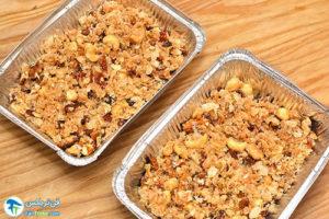 2 روش تهیه غلات صبحانه یا سیریل