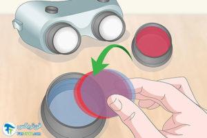 3 روش های مشاهده نور مادون قرمز