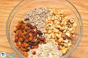 4 روش تهیه غلات صبحانه یا سیریل