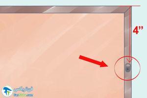 5 آموزش قاب کردن تابلو نقاشی