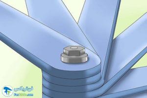 7 طرز ساخت بادبزن با پر