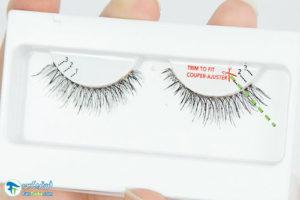 1 اصول گذاشتن مژه مصنوعی روی چشم