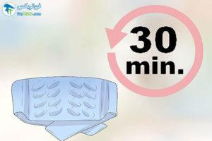 1 پد ضد درد برای تسکین و گرفتگی عضلات