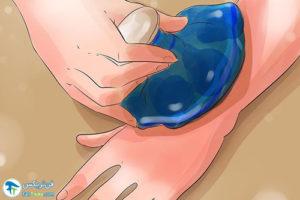 1 درمان و تسکین خارش زخم