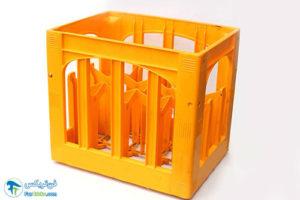 1 ساخت صندلی با جعبه پلاستیکی