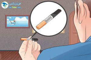 1 روش ساخت سیگار گیاهی