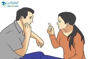 2 چگونگی ترک عادات نادرست همسر