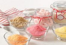 Photo of آموزش طرز تهیه شکر طعم دار برای تزئین کیک و دسر