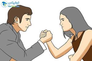 3 چگونگی ترک عادات نادرست همسر