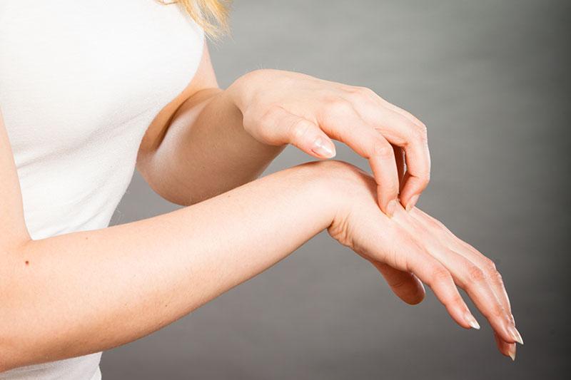 4 درمان و تسکین خارش زخم