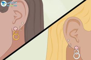 4 اصول استفاده از چند جفت گوشواره