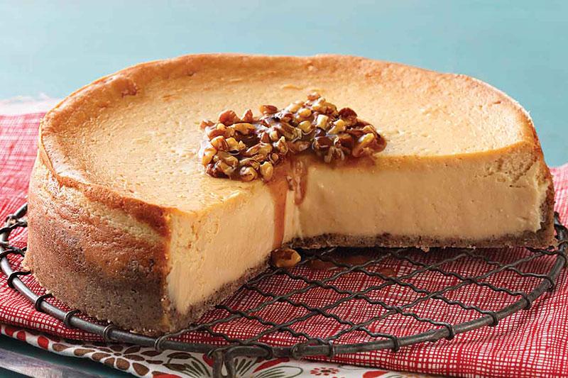 6 نگهداری طولانی مدت کیک پنیری در فریزر