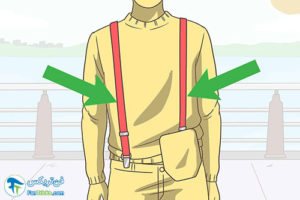 7 اصول پوشیدن لباس جهت پنهان کردن استومی