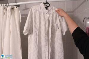 1 جلوگیری از چروک شدن لباس هنگام شستشو