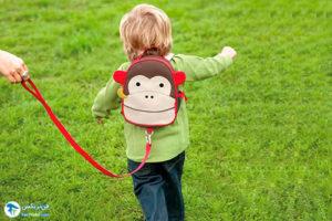 1 کمربند و بند ایمنی کودک