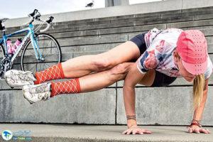 1 تمرینات یوگا مناسب دوچرخه سواران