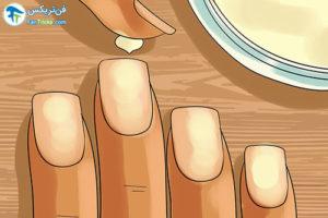 1 مراقبت از ناخن بعد از پاک کردن ژلیش