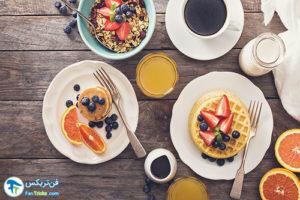 1 معرفی مواد غذایی دارای آنتی اکسیدان