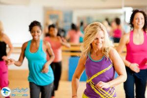 1 تاثیر رقص زومبا بر آرتریت