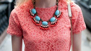 Photo of اصول صحیح استفاده و ست کردن گردنبند استیتمنت با انواع لباس