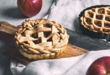 Photo of چگونه پای سیب گیاهی برای گیاه خواران تهیه کنیم؟