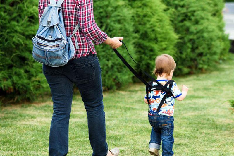 2 کمربند و بند ایمنی کودک