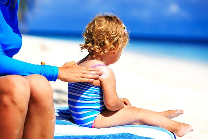 2 علت بی ضرر بودن کرم ضد آفتاب مینرال