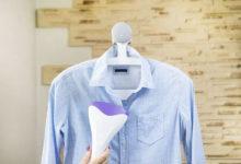 Photo of نحوه استفاده صحیح و اصولی از بخارشوی دستی لباس