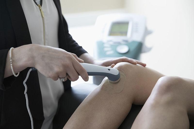 2 تاثیر اولتراسوند بر درمان آرتروز