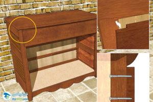 3 روش ساختن بخاری چوبی دکوری