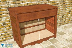 4 روش ساختن بخاری چوبی دکوری