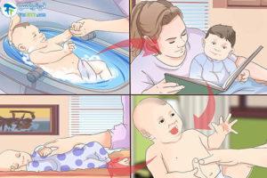 4 نحوه بهبود کیفیت خوابیدن کودکان