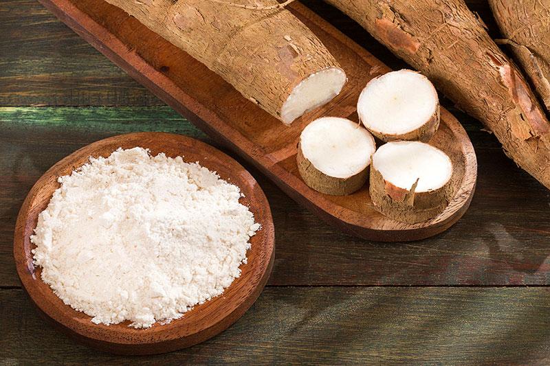 4 طرز استفاده از آرد کاساوا