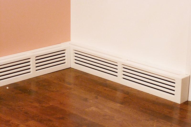 5 اصول تمیز کردن رادیاتور قرنیزی